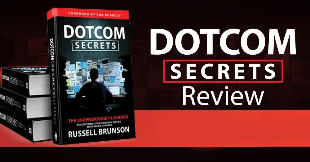 dotcom secrets book review russell brunson