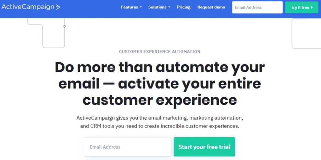 active campaign email auto responder software