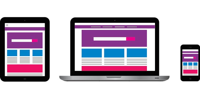 how to set up your website