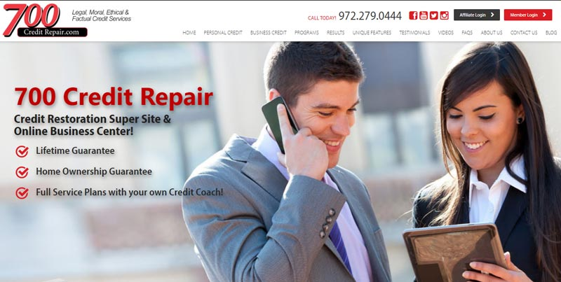 how do credit repair services work
