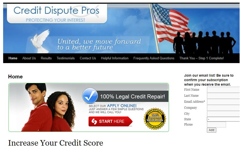 how to dispute credit report records
