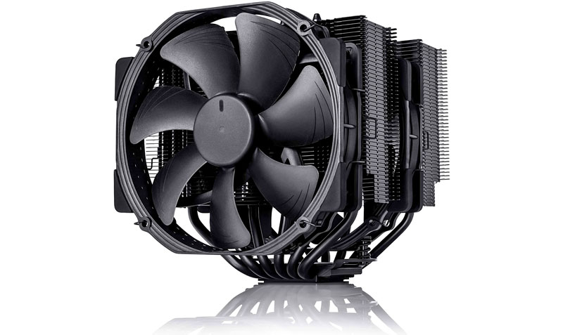best CPU cooler for i7 9700k that's overclocked noctua nh-d15