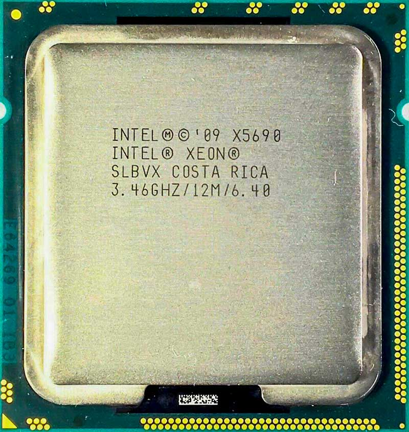 Best Xeon for gaming X5690