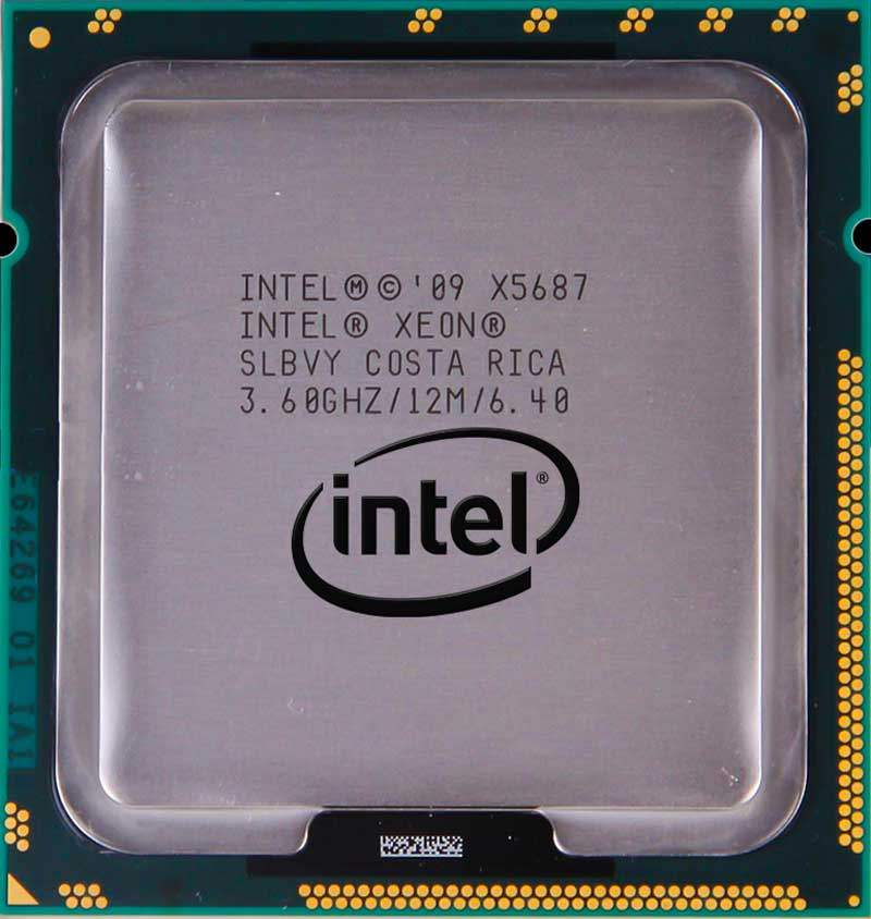 Best Xeon for gaming X5687