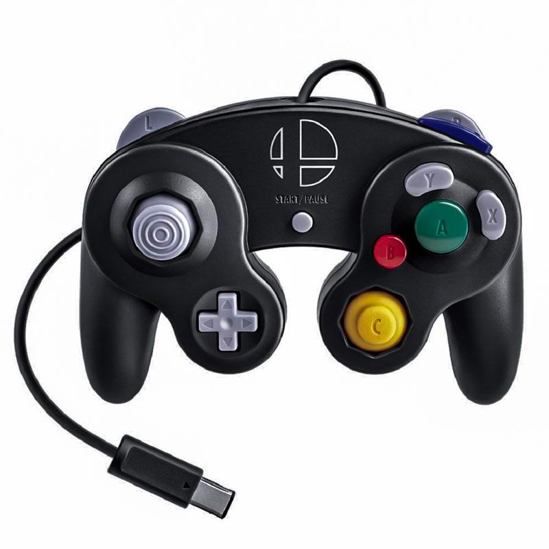 nintendo gamecube smash ultimate controller